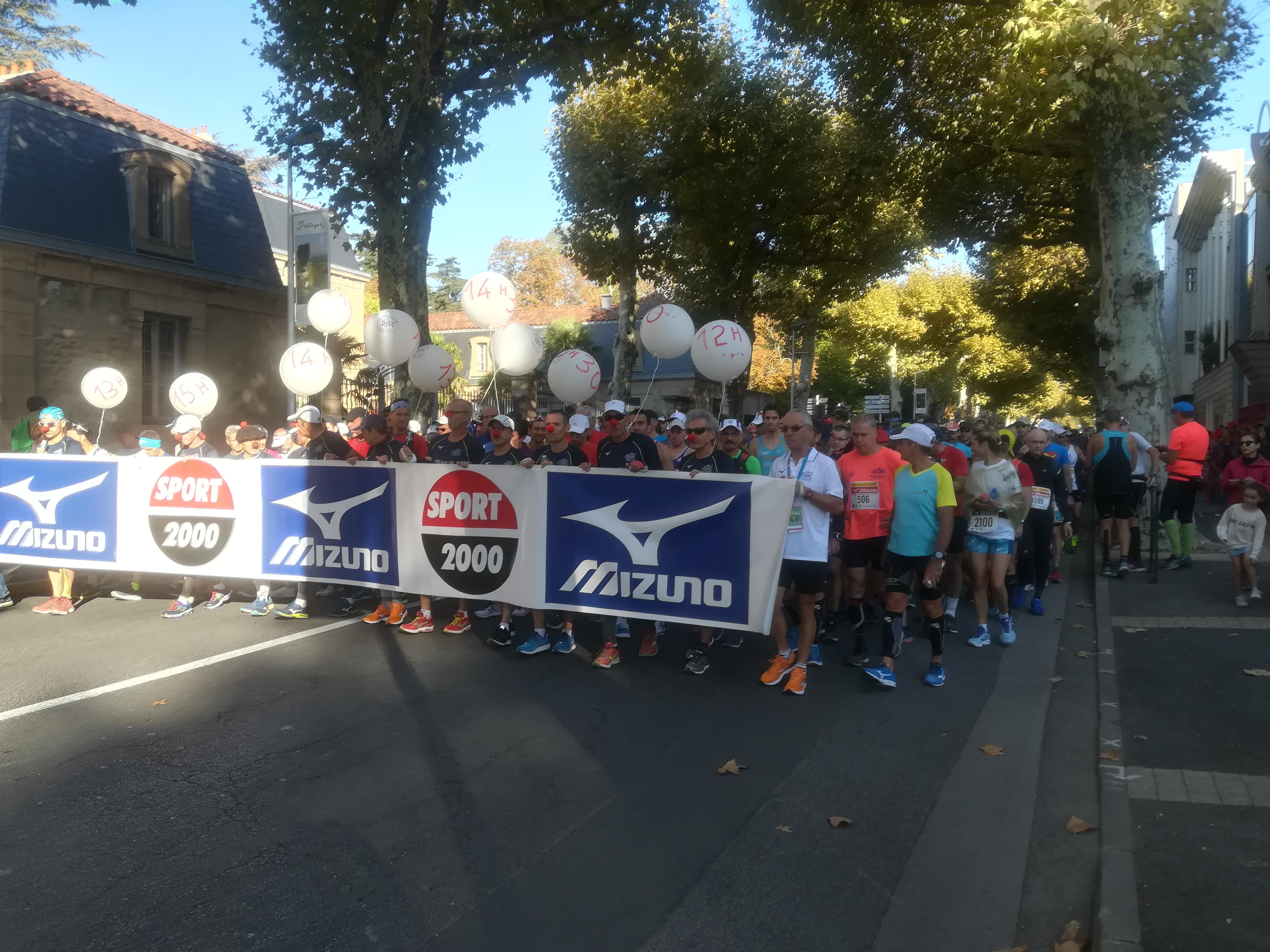 Une superbe édition du 100 km de Millau, sous un grand soleil, un peu chaud peut être, mais la victoire a été au bout pour nos 3 J        …